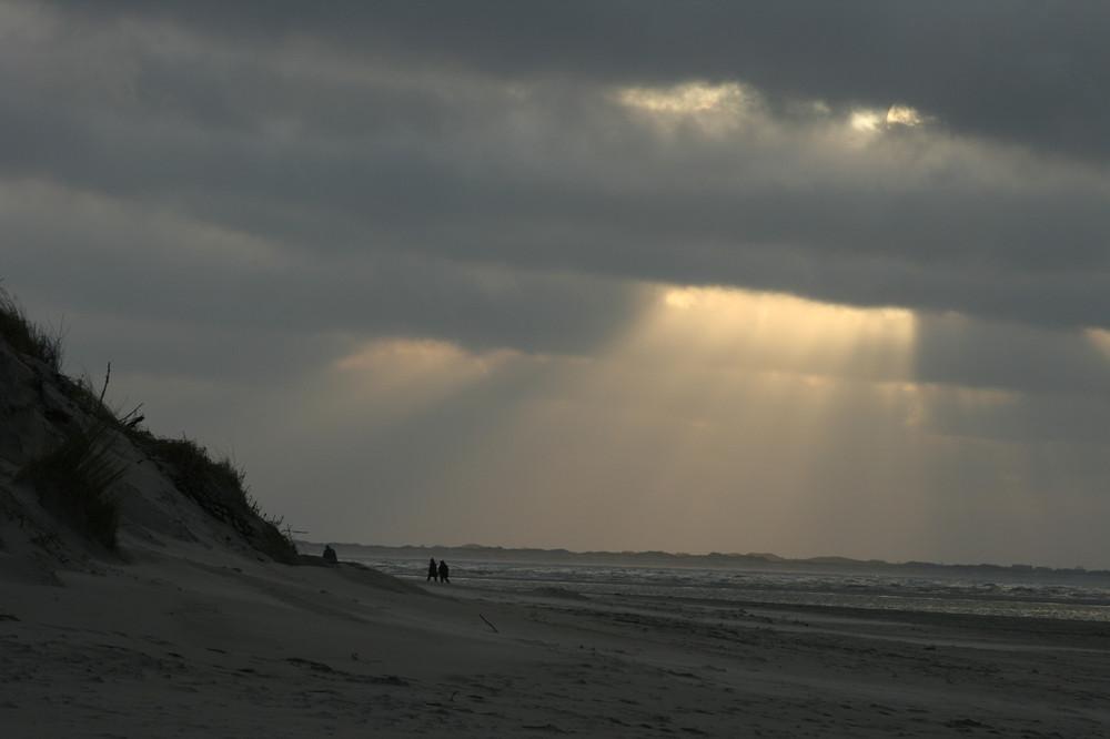 Langeoog im Winter