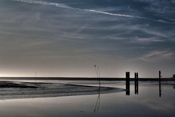 Langeooger Hafen