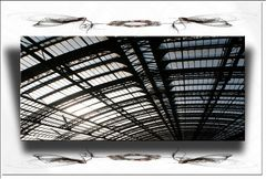langes Dach