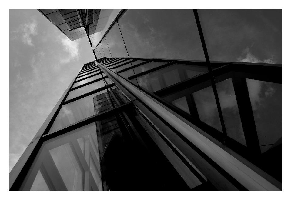 Langeweilefotografie #2 oder vertical view #1