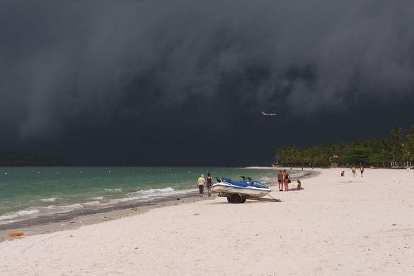 Langkawi -Kurz bevor der Regen kam :)))
