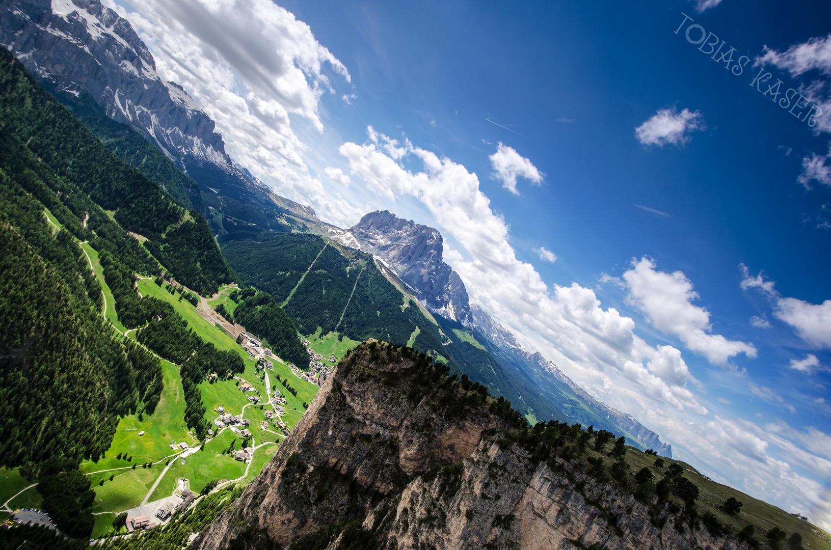 Langkofel, Südtirol