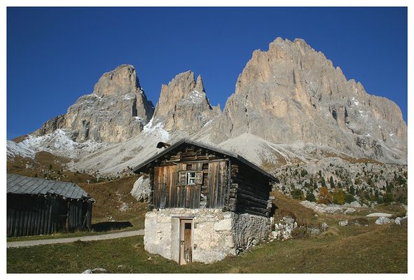 Langkofelgruppe - Dolomiten