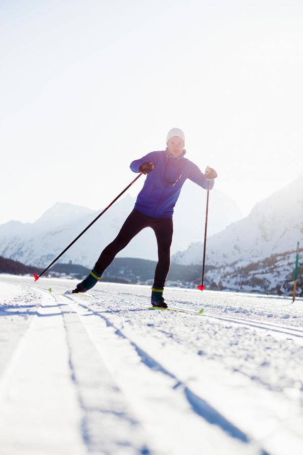 Langlaufen in Vorarlberg