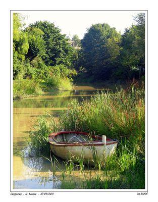 Langoiran - la barque - 15/09/2011