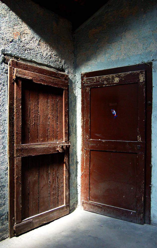l'angolo delle porte