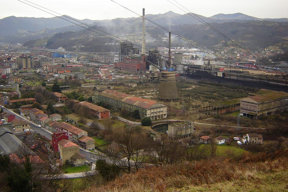 Langreo; Asturias - Northern Spain