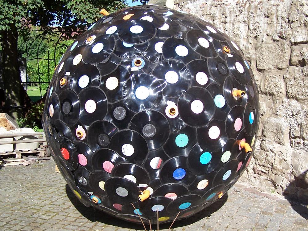 Langspiel Platten Recycling