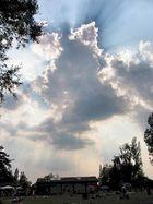Langweiliger Himmel