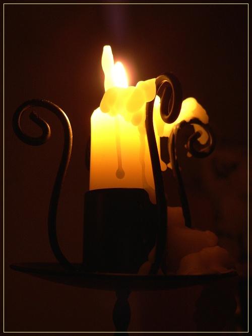 langweiliges Kerzenlicht?