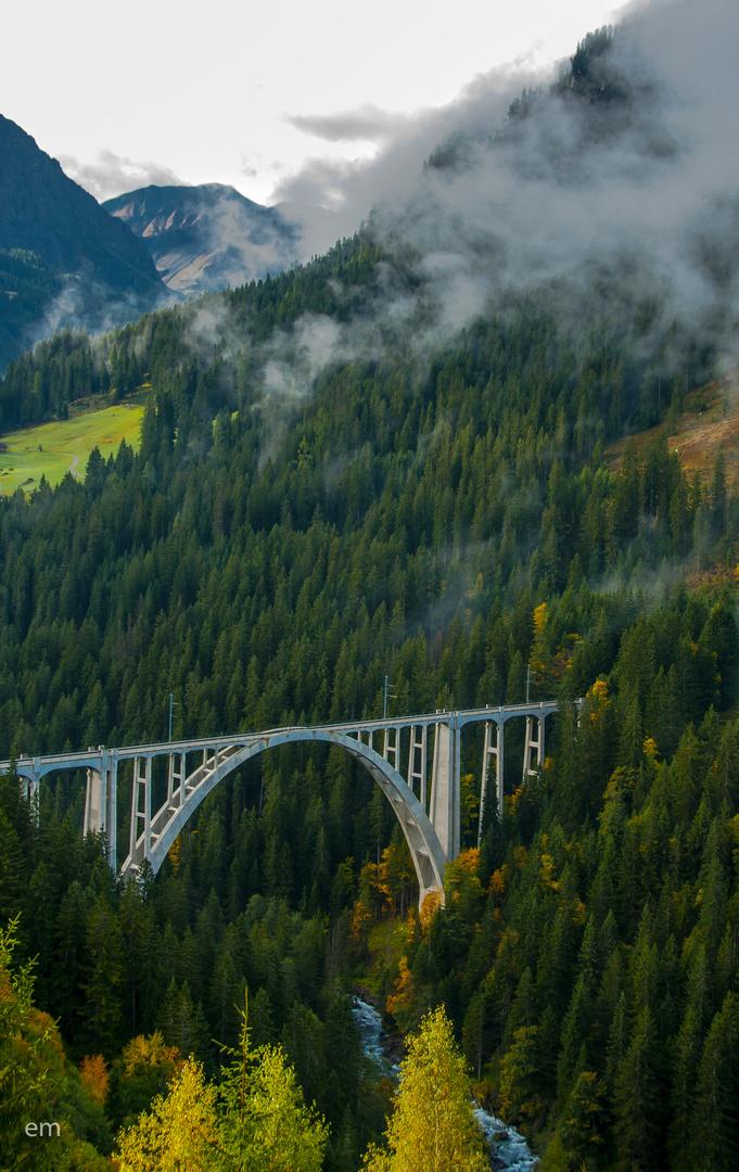 --- langwieser Viadukt ---