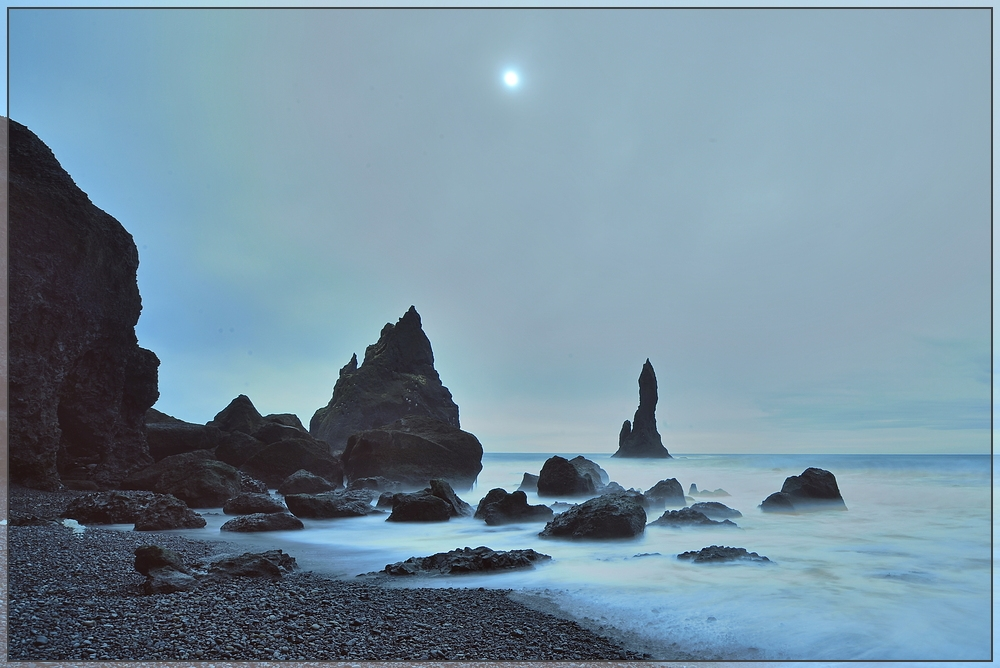 Langzeitbelichtung in Island (2/2)