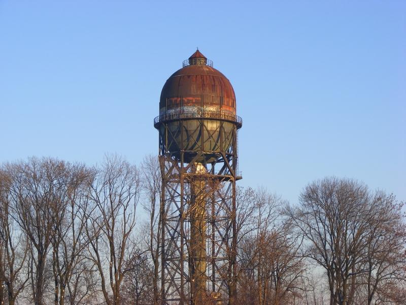 Lanstroper Wasserturm