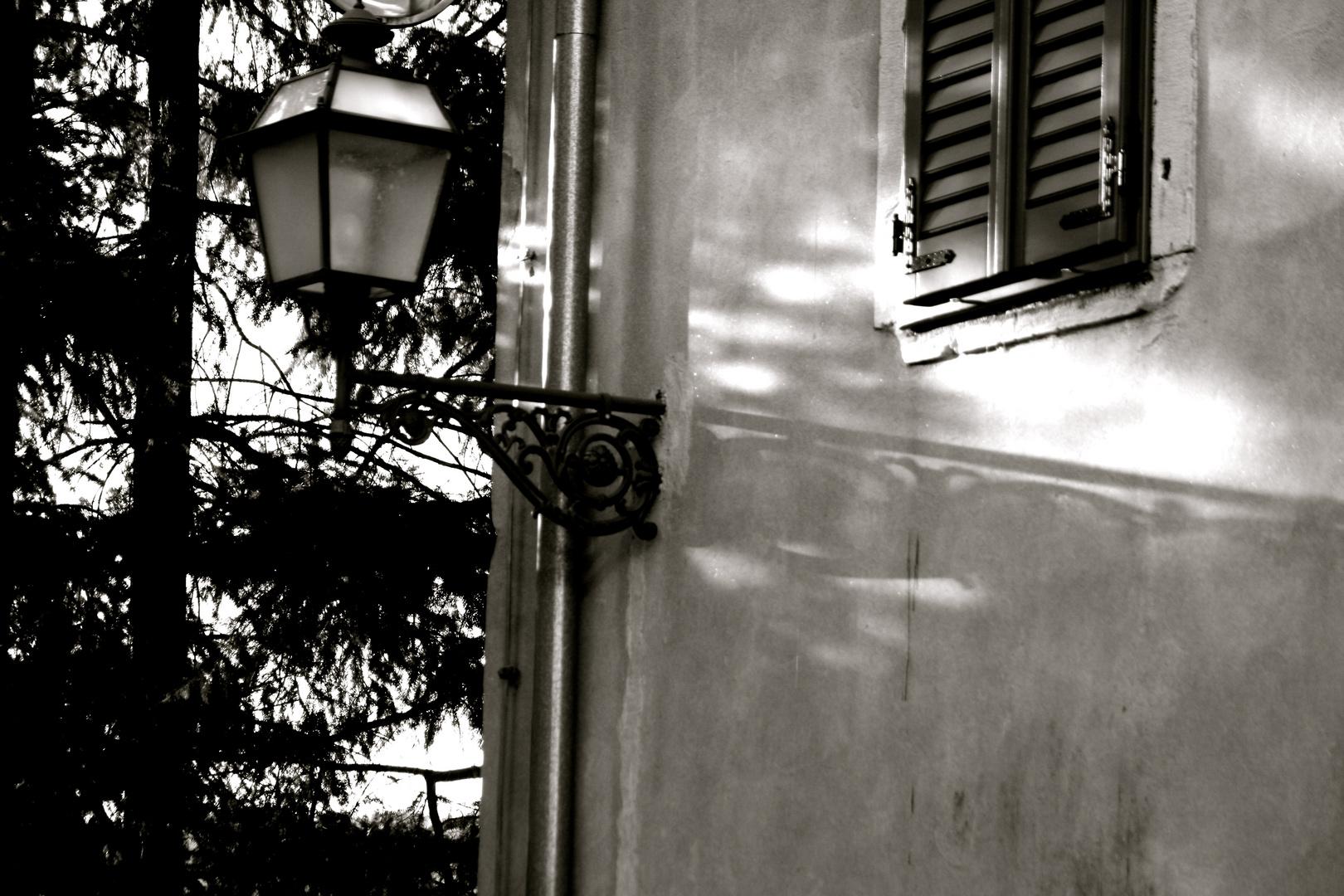 Lantern in Croatia