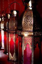 Lanternes Marocaines