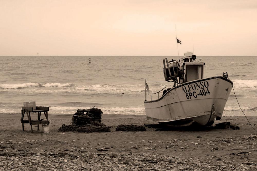 L'antico lavoro a mare