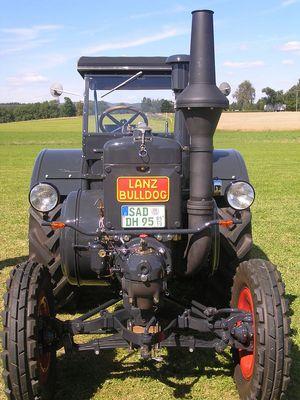 Lanz Bulldog 1949  - 55 PS