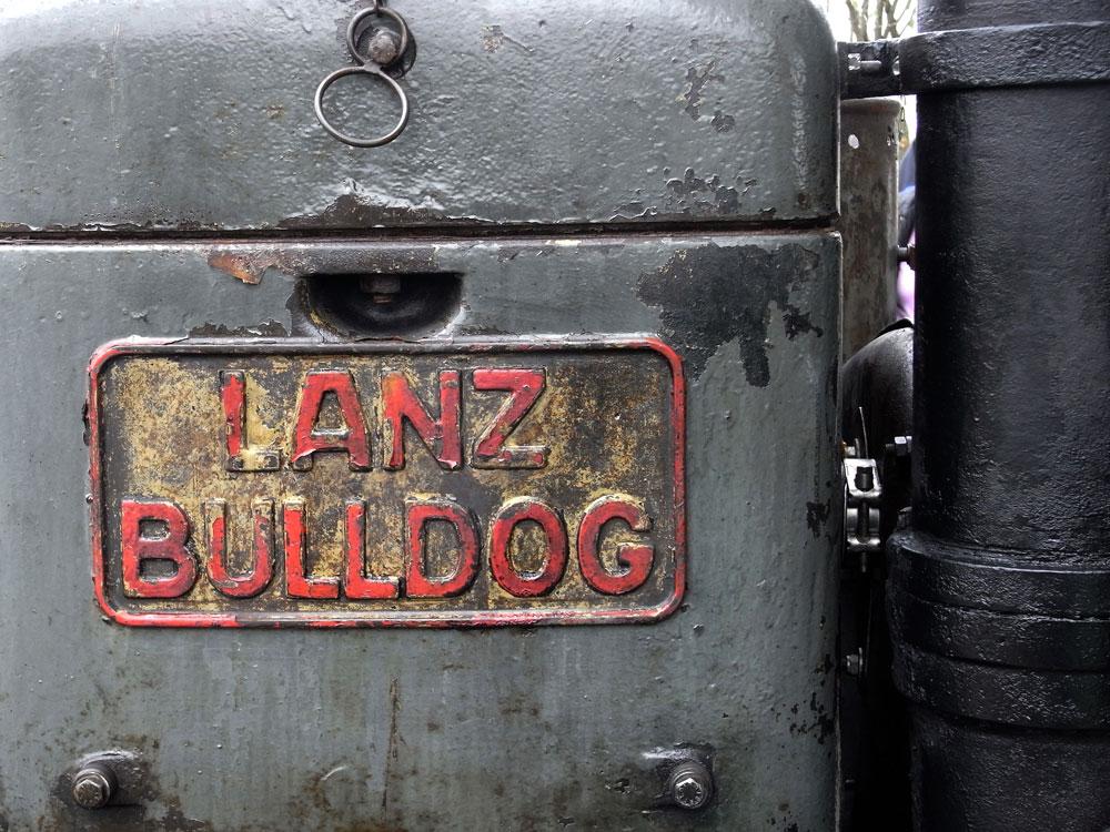 Lanz - Bulldog