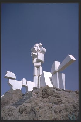 """Lanzarote / César Manrique """"Monumento del Campesino (Fecundidad)"""""""
