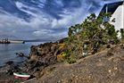 Lanzarote - coastline