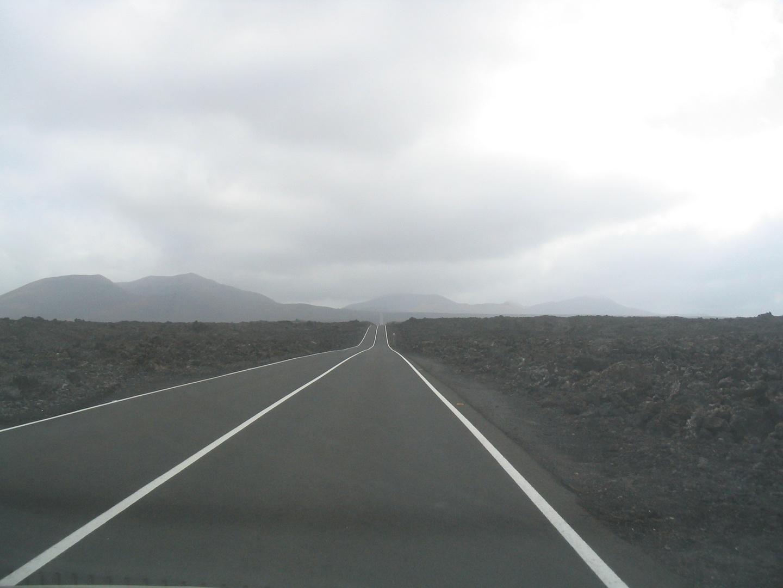 Lanzarote : en route vers ??