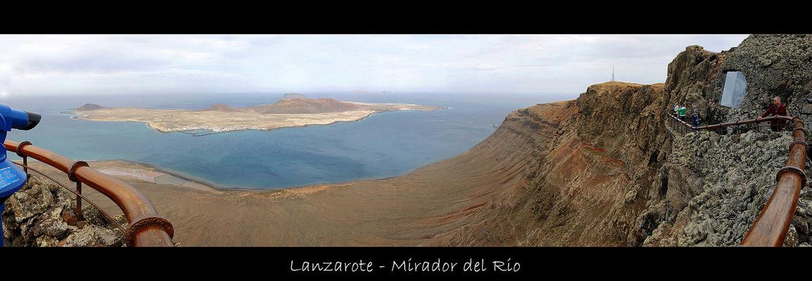 Lanzarote - Mirador del Rio 2