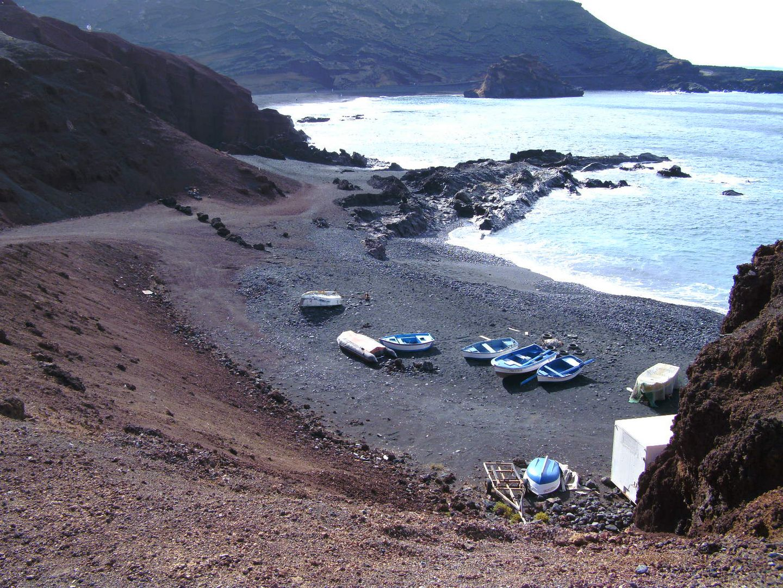 Lanzarote - Strand