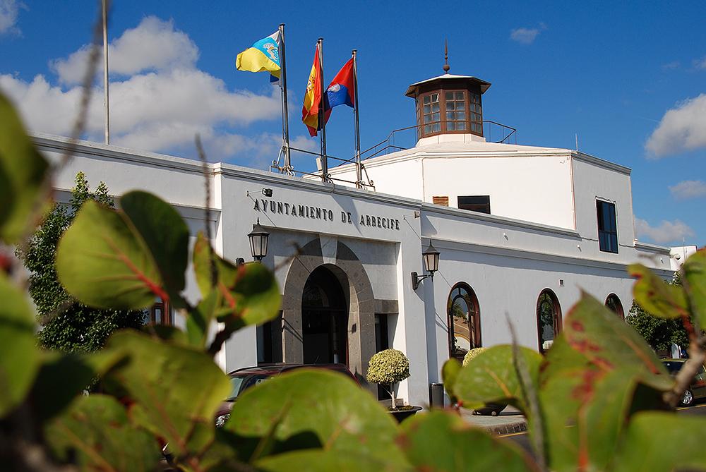 Lanzarote XII - Rathaus Arrecife