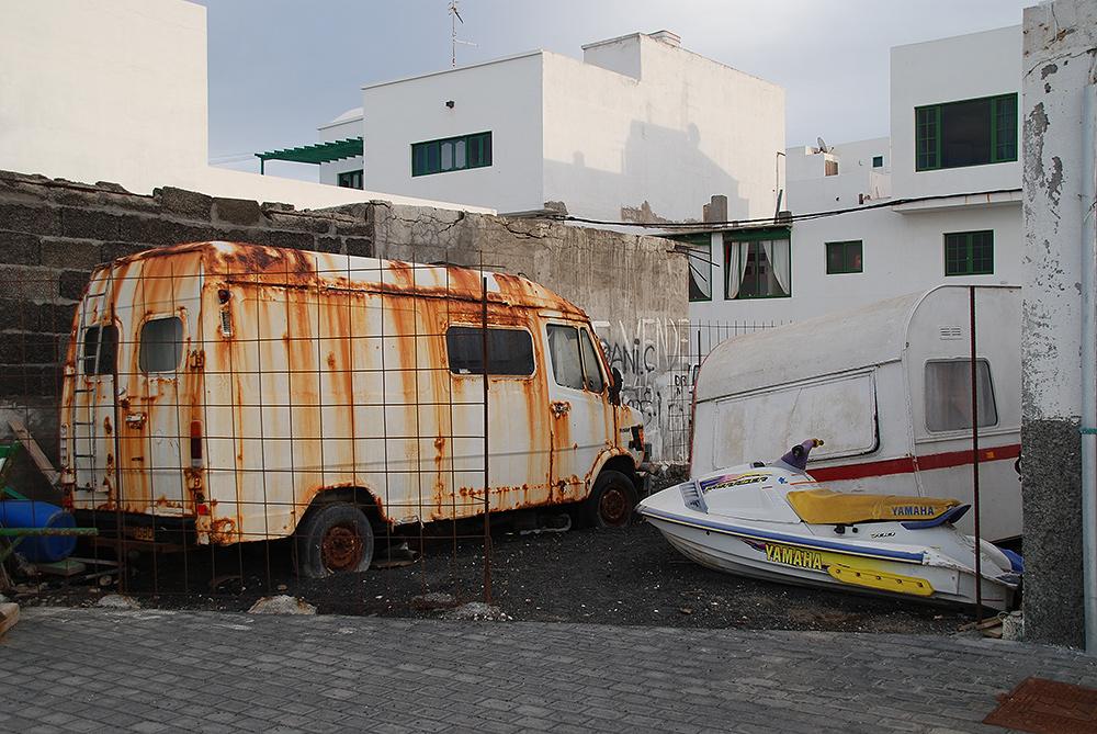 Lanzarote XV - La Santa