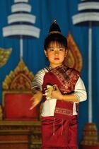 Lao dance girl 1