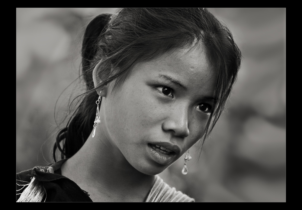 LAO - young girl