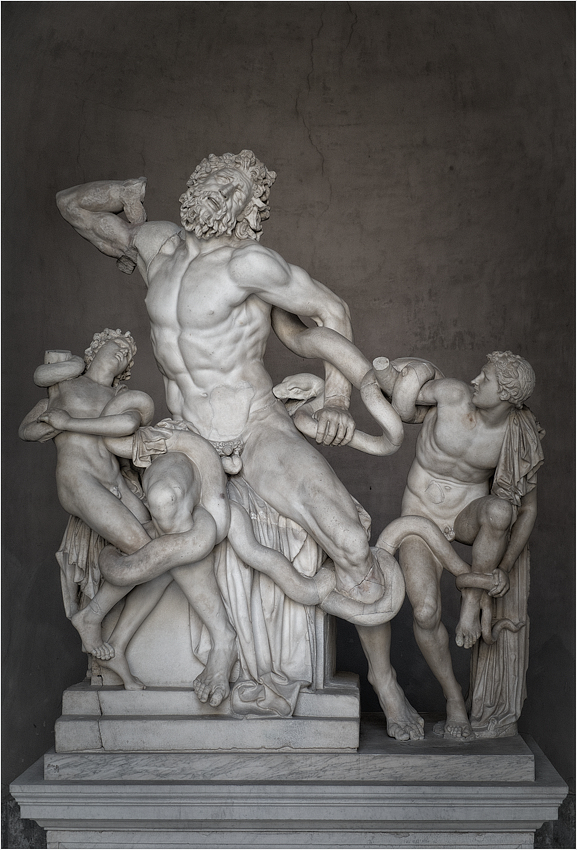 Laokoon - Vatikanische Museen