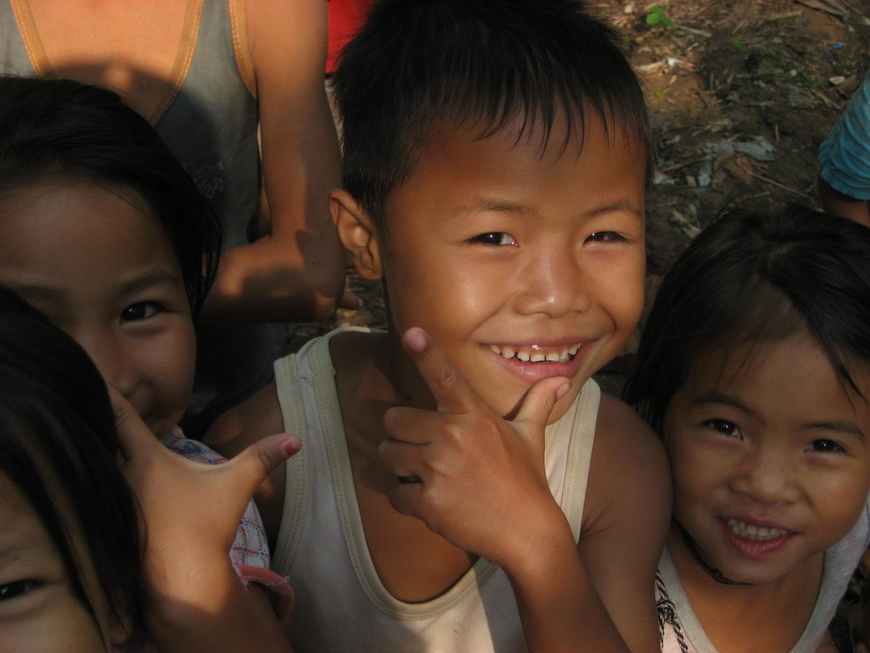 Laos am Nam Ou River
