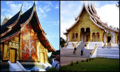 Laos .....due templi
