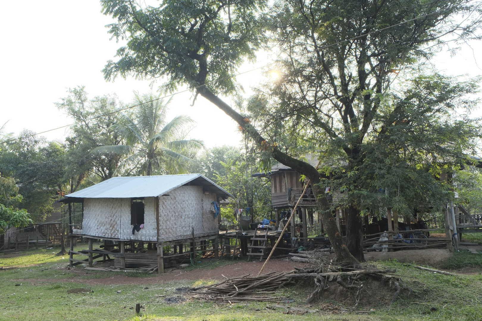 Laos Village 4