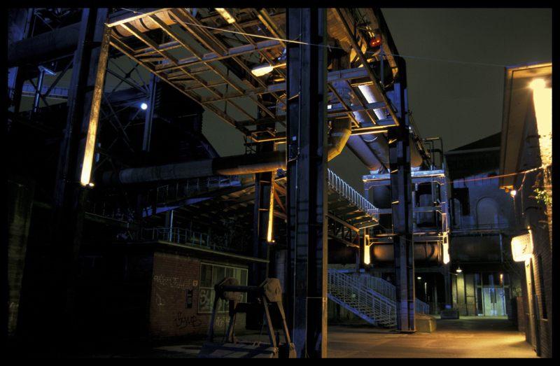 LaPa bei Nacht