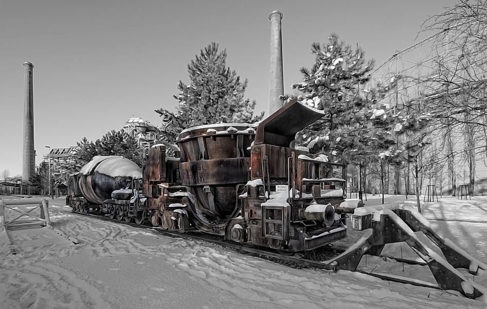 LaPaDu im Schnee