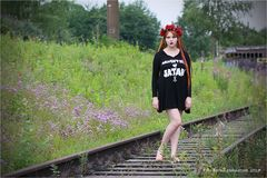 LaPaDu Modelshooting ..... Abby