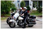 LAPD COPS am Set