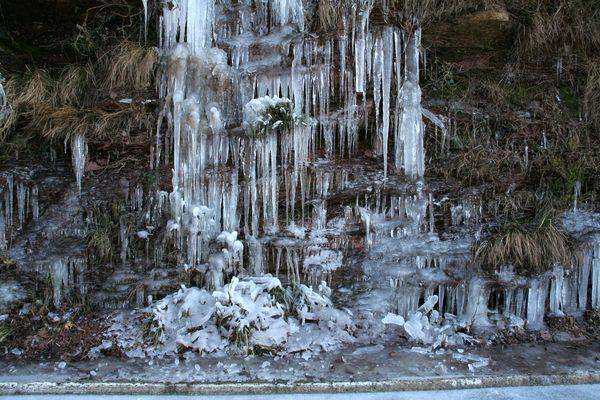 ¿Laponia? No, el Valle de Baztán en el invierno 2012
