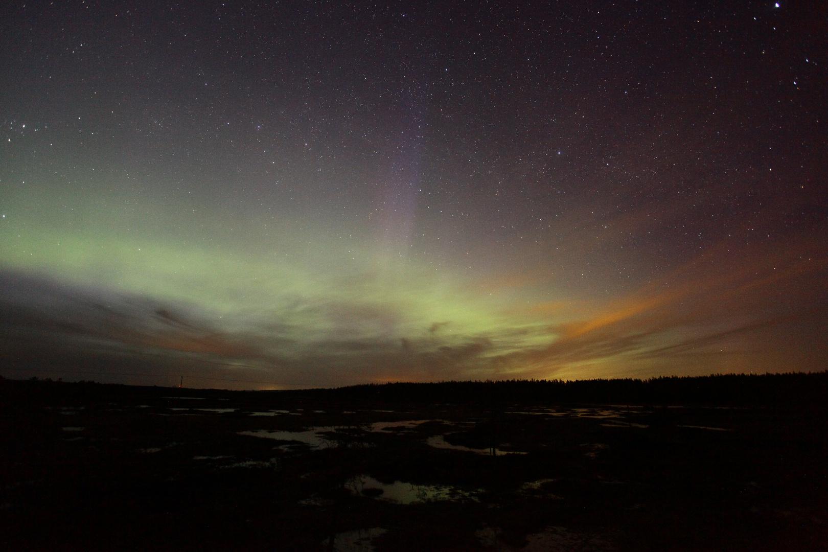 Lappland- mehr als nur Stille, Weite und Natur....