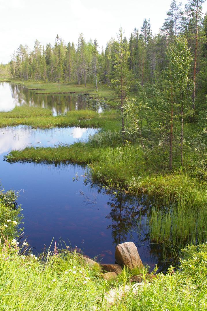 Lappland pur