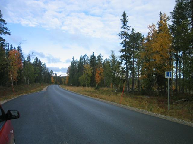 Lappland - Verkehr !!  ????