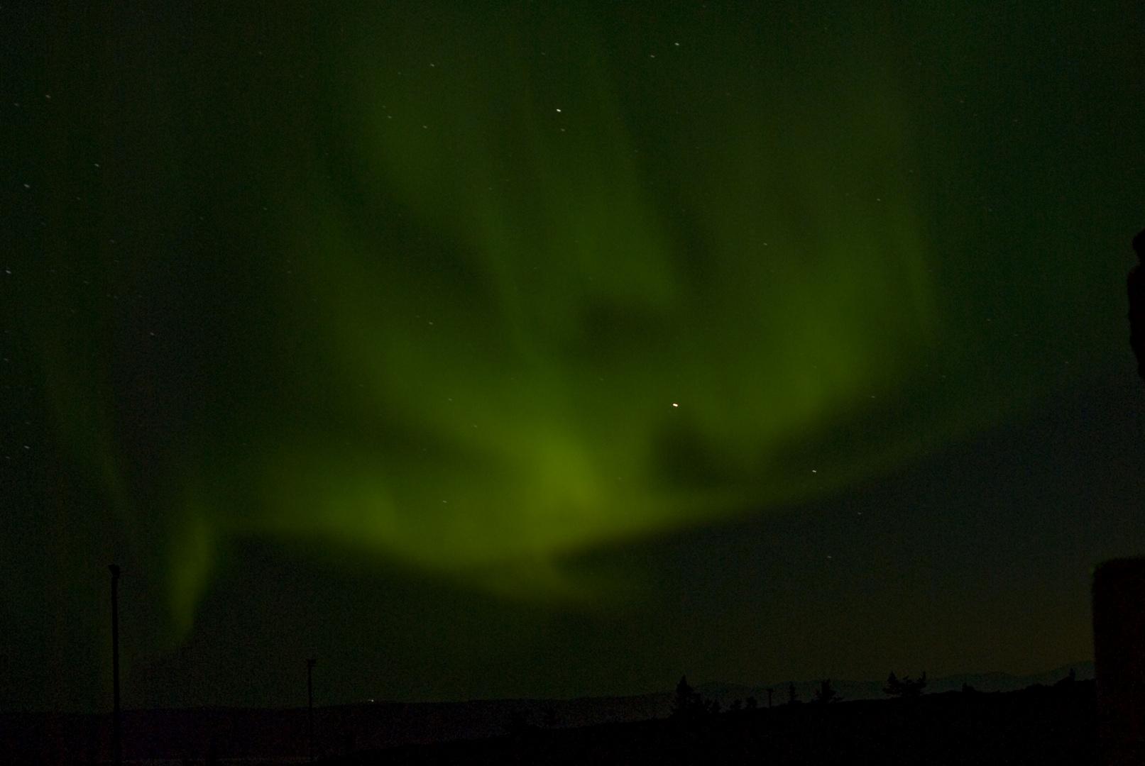 Lapplands Himmel