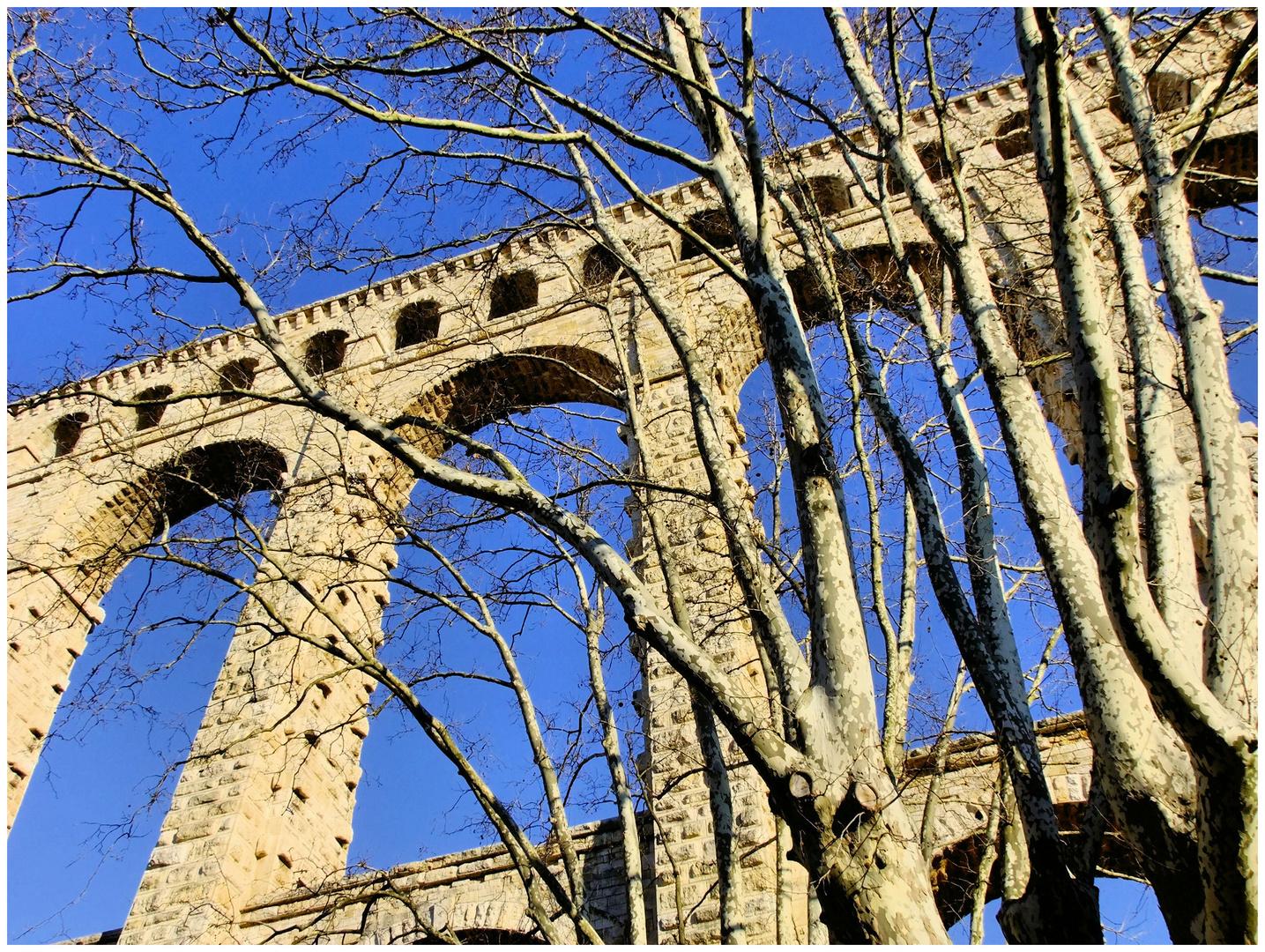 L'aqueduc de Roquefavour