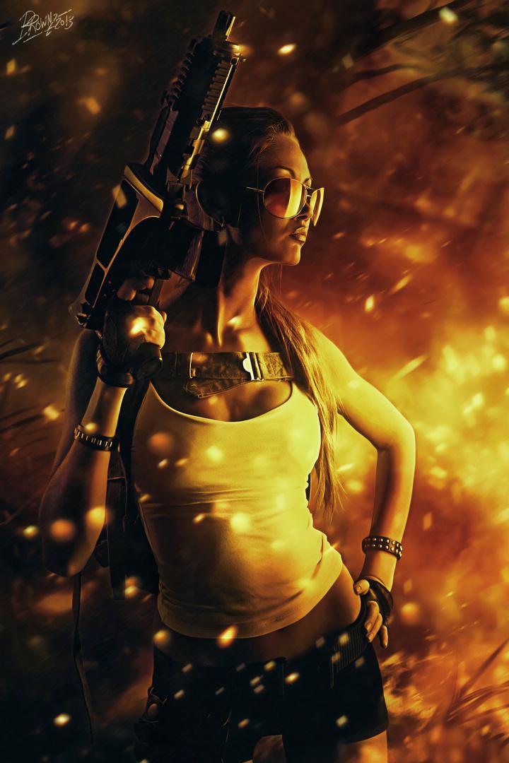 Lara wer ?