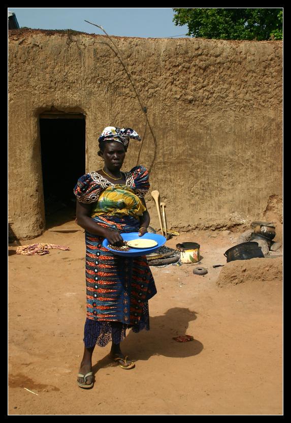 ... Larabanga, Ghana ...