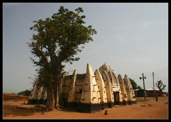 ... Larabanga Mosque, Ghana ...