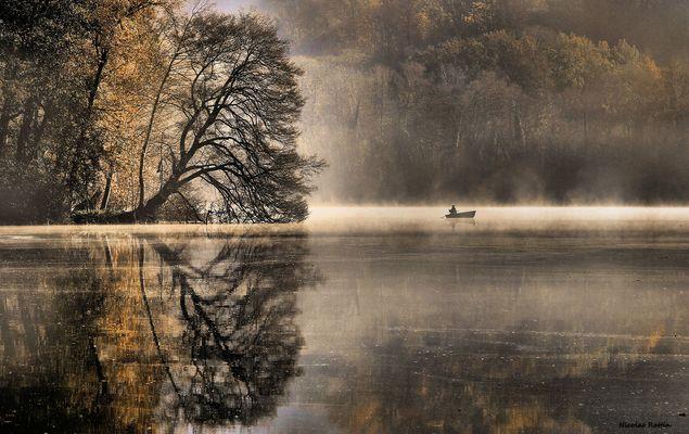 L'arbre et le pêcheur
