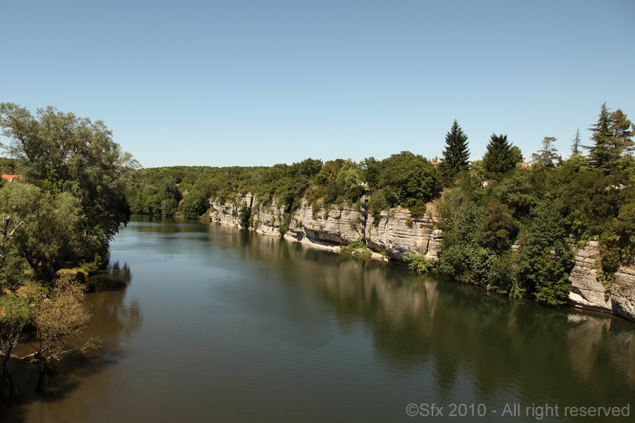... l'Ardèche (France)...